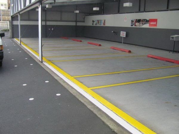 North Sydney Gym Car Park Line Marking