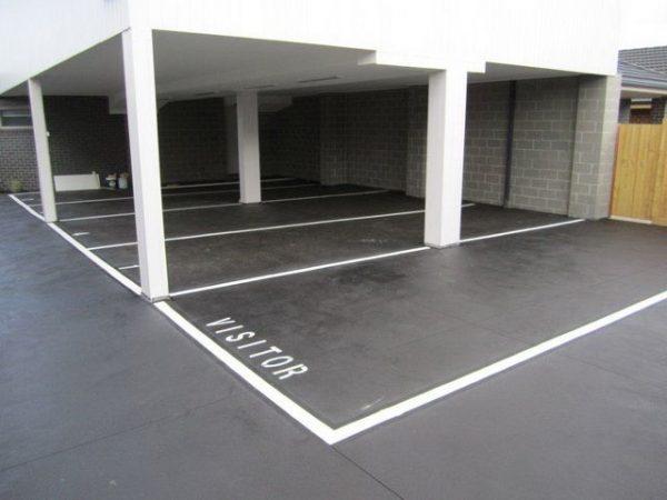 Bondi Factory Line Marking